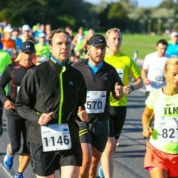 SEB Tallinna Maraton - Eerik Hanni (570), Artur Telling (1146)