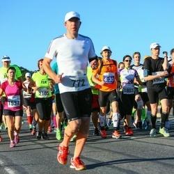 SEB Tallinna Maraton - Heidi Ylinen (1537), Terje Vingisaar (1803), Ainar Ojasaar (1960), Triin Toom (2164)
