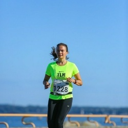SEB Tallinna Maraton - Annaliisa Jäme (1228)