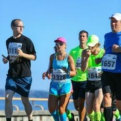 SEB Tallinna Maraton - Ann-Christine Allik (1328)