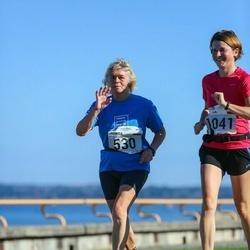 SEB Tallinna Maraton - Jadwiga Wiktorek (530), Barbara Fronczkowska (1041)