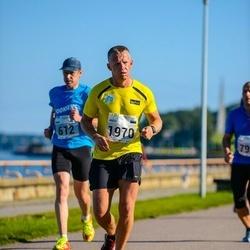 SEB Tallinna Maraton - Ando Hermsalu (1970)