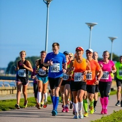 SEB Tallinna Maraton - Chris Sumbler (105), Jaan Lehismets (1451)