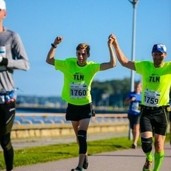 SEB Tallinna Maraton - Raivo Sammel (1759), Carl-Hans Sammel (1760)