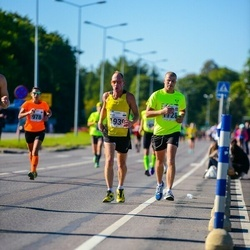 SEB Tallinna Maraton - Janis Millers (1728), Artur Rauhiainen (1939)