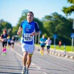SEB Tallinna Maraton - Christopher Jahn (871)