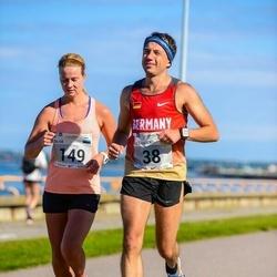 SEB Tallinna Maraton - Alexander Roeder (38), Silva Suvi (149)
