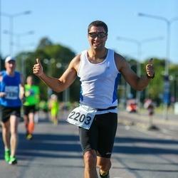 SEB Tallinna Maraton - Aleksey Safonov (2203)