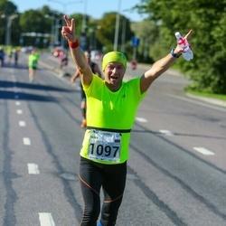 SEB Tallinna Maraton - Yury Bazhenov (1097)