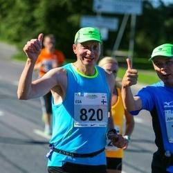 SEB Tallinna Maraton - Esa Makkonen (820)