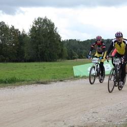SEB 15. Tartu Rattamaraton - Aavo Jõever (5641), Ivar Tekku (6421)