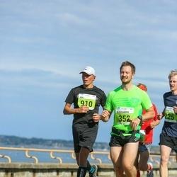 SEB Tallinna Maraton - Aleksandrs Orlovs (352), Joel Puulmann (910)