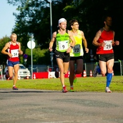 SEB Tallinna Maraton - Cris Poll (9), Bert Tippi (19), Rauno Reinart (34), Tarmo Maiste (72)