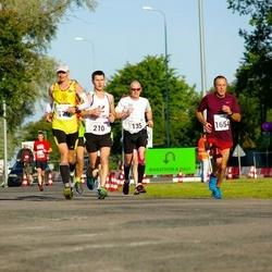 SEB Tallinna Maraton - Mikko Puolitaival (135), Andris Leja (179), Vyacheslav Boltrukevich (210), Aigars Lusis (1654)