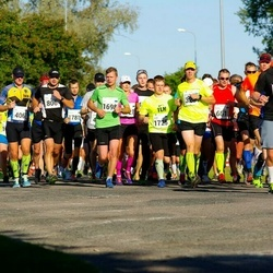SEB Tallinna Maraton - Martin Nõmmik (661), Mikk Sampka (1233), Teet Reinson (1698), Rauno Merila (1725)