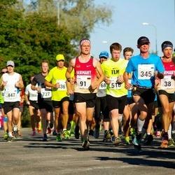 SEB Tallinna Maraton - Alexander Roeder (38), Jonas Lenz (91), Eik Eller (345), Martin Niglas (518)
