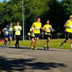SEB Tallinna Maraton - Tim Barrow (727), Arles Taal (1791)