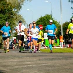 SEB Tallinna Maraton - Armin Tänav (380), Jaak Kals (450), Maret Volens (708), Mallor Malmre (996)