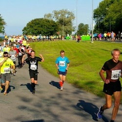 SEB Tallinna Maraton - Ando Kangur (533), Karl Erlenheim (575), Nikolay Volkov (1535)