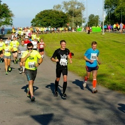 SEB Tallinna Maraton - Ando Kangur (533), Nikolay Volkov (1535)