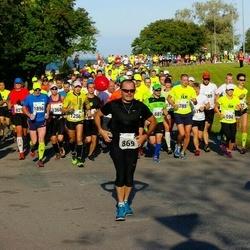 SEB Tallinna Maraton - Aimar Liiver (546), Eliise Hoogand (594), Fred Sooläte (687), Mait Kiigemägi (785), Iurii Kuporov (869), Siim Schvede (1256), Ade Russak (1368), Tarmo Välba (1896), Veigo Ivanov (2022)