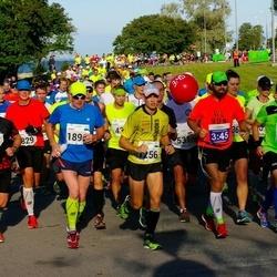 SEB Tallinn Marathon - Aimar Liiver (546), Fred Sooläte (687), Harry Grünberg (758), Siim Schvede (1256)