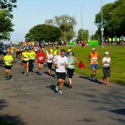 SEB Tallinna Maraton - Ülar Maapalu (235), Gätly Valge (957), Kerryanne Sawyer (1154), Aku Kinnunen (1357), Bret Schär (1616), Toomas Põder (2206)