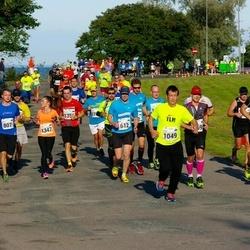 SEB Tallinna Maraton - Rain Raun (612), Harles Tammeleht (807), Denis Konstantinov (1049), Evelina Parhomenko (1305), Irina Timofejeva (1347), Ilja Smirnov (2152)