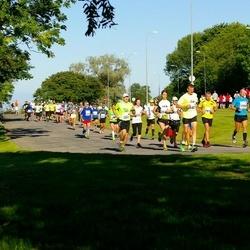 SEB Tallinna Maraton - Andrei Loginov (440), Darius Kanevicius (551), Hugo Paulus (571), Michael Hammes (1620), Valeri Roos (1959), Ülo Tuur (1961), Ando Hermsalu (1970)