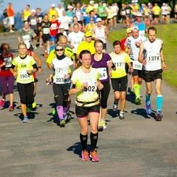 SEB Tallinna Maraton - Milka Tornberg (502), Nina Seppä (717), Agur Jõgi (756), Pentti Anttonen (1374), Evar Ojasaar (1739), Kerli Onno (1904)