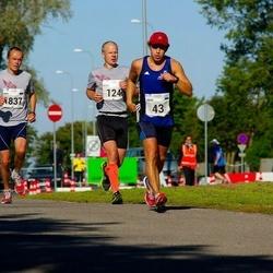 SEB Tallinna Maraton - Andre Abner (43), Risto Tamme (124), Ants Mailend (1837)