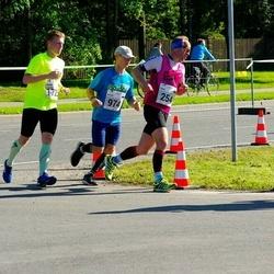 SEB Tallinna Maraton - Tõnu Hendrikson (254), Artur Raudna (974)