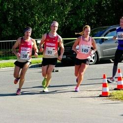 SEB Tallinna Maraton - Alexander Roeder (38), Jonas Lenz (91), Silva Suvi (149), Petro Airas (904)