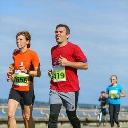 SEB Tallinna Maraton - Birgit Hahslbauer (1656), Davide Cicchiello (3419)