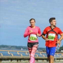 SEB Tallinna Maraton - Mari-Liis Sammul (1230), Artur Müür (2389)