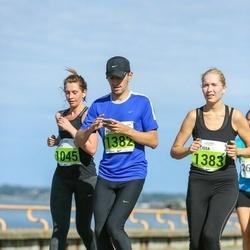 SEB Tallinna Maraton - Ander Avila (1382), Melissa Tuuling (1383)