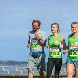 SEB Tallinna Maraton - Anastasia Totmina (2193), Ilya Ivanov (2207)