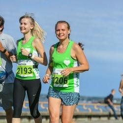 SEB Tallinna Maraton - Anastasia Totmina (2193), Masha Makarenko (2206)