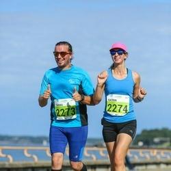 SEB Tallinna Maraton - Tarmo Aarma (2273), Katrin Jüriso (2274)