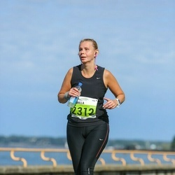 SEB Tallinna Maraton - Camilla Lindman (2312)