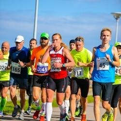 SEB Tallinna Maraton - Brent Pere (45), Sigrid Hansen (504), Tiit Kivisild (1165)