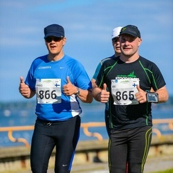 SEB Tallinna Maraton - Ari Setälä (865), Mikko Seppänen (866)