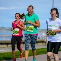 SEB Tallinna Maraton - Annika Apart (2266), Kadi Tuisk (2550)