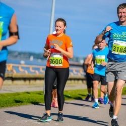 SEB Tallinna Maraton - Natalia Kulebakina (3600)