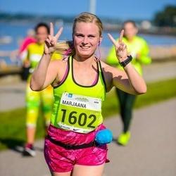 SEB Tallinna Maraton - Marjaana Wikman (1602)