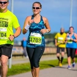 SEB Tallinna Maraton - Marit Leisberg (1703)