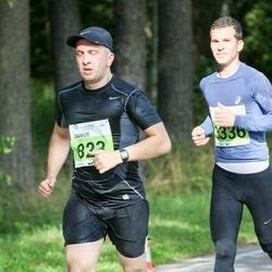 SEB Tallinna Maraton - Jaanus Gussev (823)