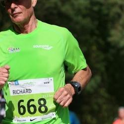 SEB Tallinna Maraton - Richard Brown (668)