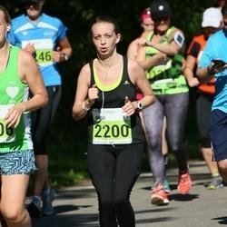 SEB Tallinna Maraton - Anna Makarovskaya (2200)