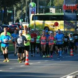 SEB Tallinna Maraton - Niilo Oikarinen (1239), Juhan Haldre (1441), Arto Suninen (1489), Jane Rõuk (1518), Karolin Lorents (1519)